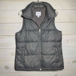 Old Navy puff vest
